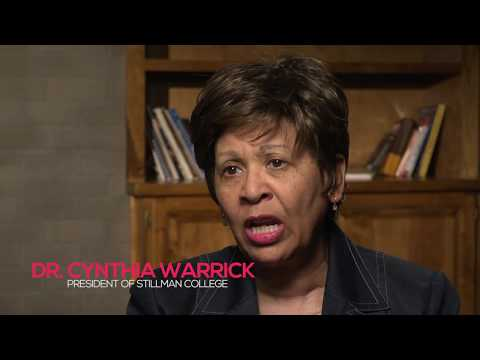 WVUA 23 News Special: Stillman College President Dr. Cynthia Warrick