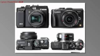 CES 2012 Canon Release PowerShot G1X: The New King of Compacts - Champion of the point and shoot