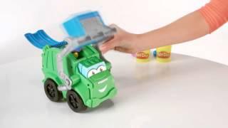 Іграшки: Play-Doh Доброзичливий Руді від Хасбро (Hasbro) 1 ч. 3672A