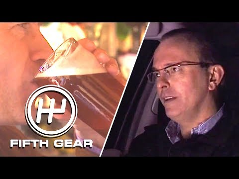 What's Worse, Drink Driving or Driving Tired? | Fifth Gear Classic