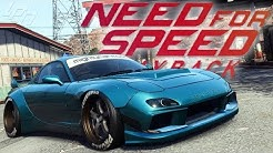 Mazda RX7 Fundort und Tuning! -  NEED FOR SPEED PAYBACK Part 77 | Lets Play NFS Payback