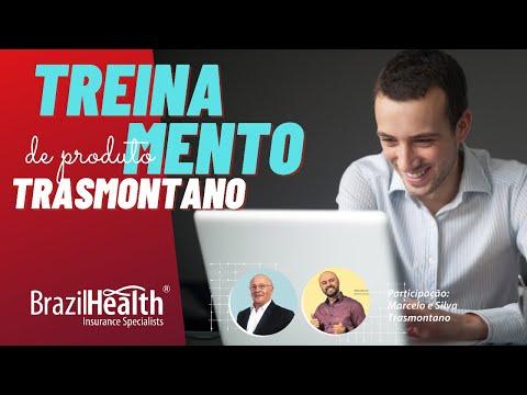 Treinamento de produto Trasmontano e BrazilHealth 12-04