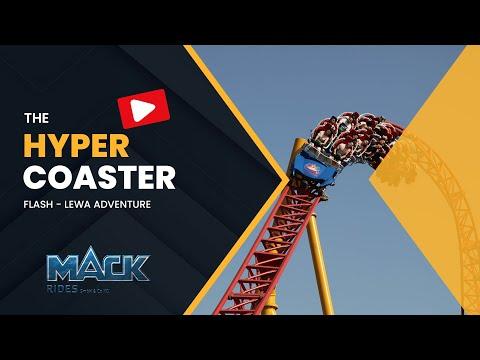 Hyper Coaster - Flash - Lewa Adventure Shaanxi