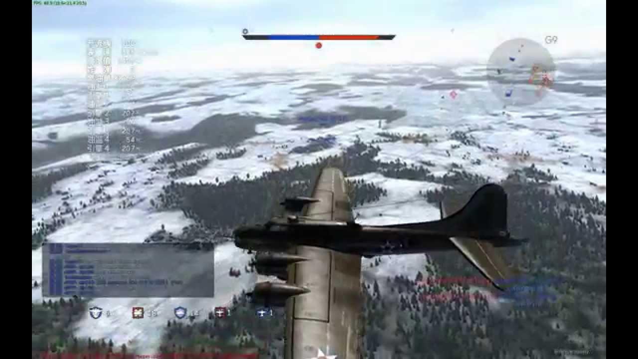 B17e War Thunder