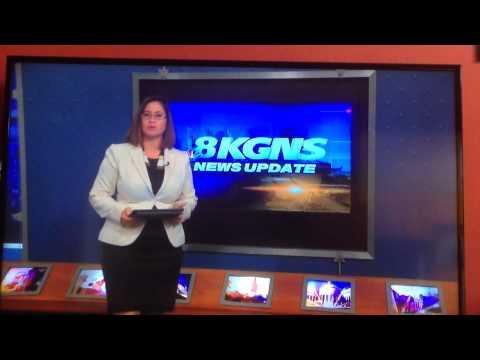 KGNS NEWS BLOOPER