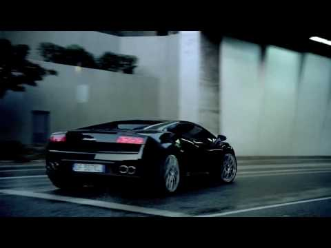 NEW Lamborghini Gallardo LP 560-4 Commercial trailer HD