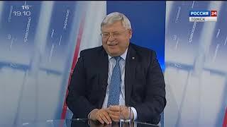 Линия губернатора. Сергей Жвачкин. Выпуск64