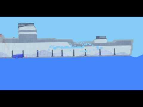 Ship Sandbox-Симулятор крушения корабля!