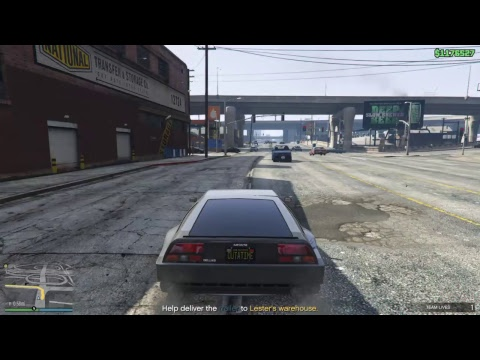GTA Online: Making Money (Double $ and RP on Lester's Contact Missions)
