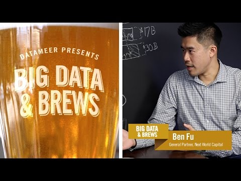 Big Data & Brews: How Next World Capital Approaches the Market