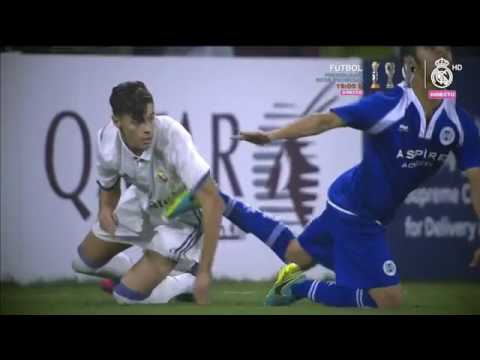 Real madrid Junior C vs Aspire Academy 31/01/2017 (2nd half, Al-Kass International Cup Final).