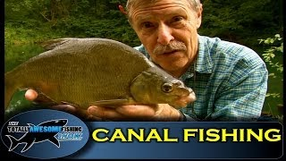 Canal fishing Tips - The Totally  Awesome Fishing Show