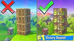 How to Win Fortnite EASY by CAMPING! (NOT CLICKBAIT) Console Ps4/Xbox Tips and Tricks!