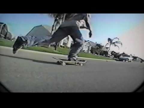 Mike Mancini Skateboarding. (1995/96)