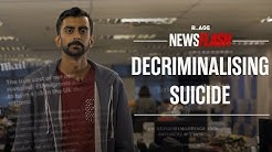 Why is attempting suicide a crime? | NewsFlash
