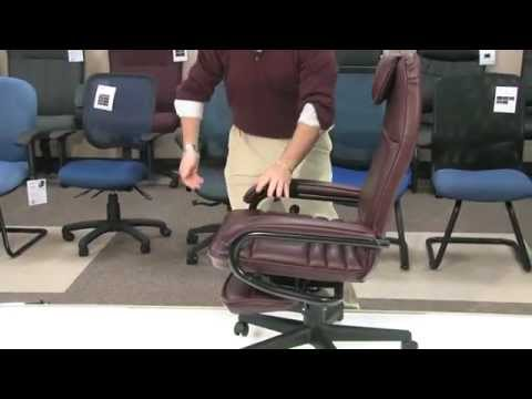 OFM Barrister Executive Reclining Chair 680 & OFM Barrister Executive Reclining Chair 680 - YouTube islam-shia.org