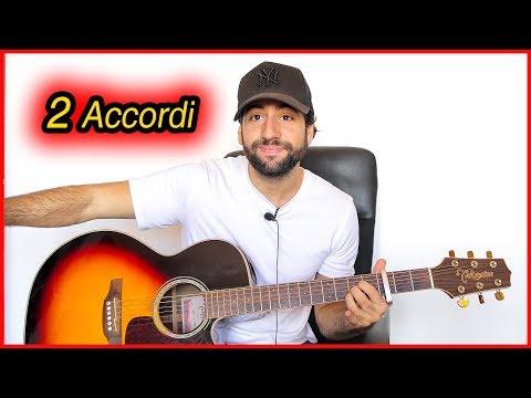 2 Accordi 🎸 4 Canzoni Facilissime alla Chitarra!