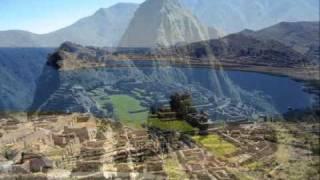 El sonido del silencio - The sound of silence -Instrumental ( Paisajes de Suramérica )