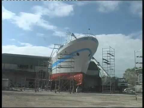 70° Fiera Internazionale della Pesca - 21 al 23 maggio 2010  - Cantieri navali nelle Marche