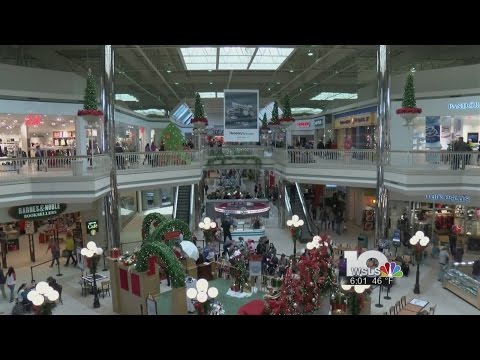 With days before Christmas, Valley View Mall security expects crowds inside and out