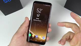 Samsung galaxy s8 Review 2018
