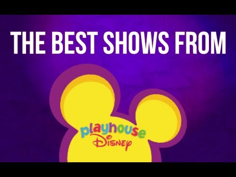 The Best s from Playhouse Disney
