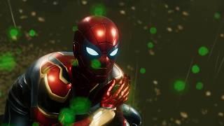 Streets of Poison (Iron Spider Suit Walkthrough) - Marvel's Spider-Man [1080p60fps]