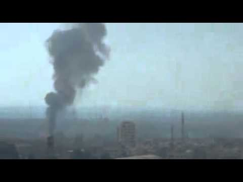 #SNN   #Syria   Damascus Rural   Scorched Land   August 28, 2012