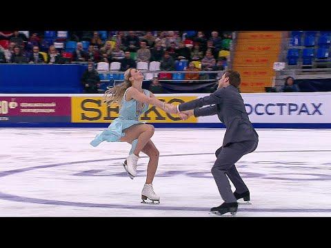 Ритм-танец. Танцы. Rostelecom Cup. Гран-при по фигурному катанию 2019/20