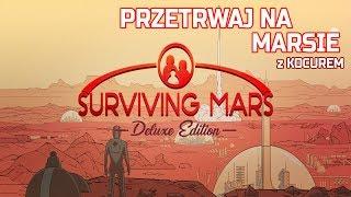 SURVIVING MARS - FARMA DZIECI I ROZBUDOWA KOLONII 365% TRUDNOSĆ- ZAPRASZAMY !