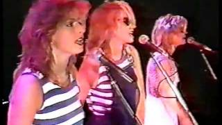Bananarama - Cruel Summer (live Vocal Performance On Switch)