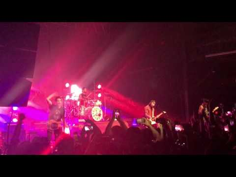 Pierce The Veil - Texas Is Forever LIVE Dallas Tx 5-25-17