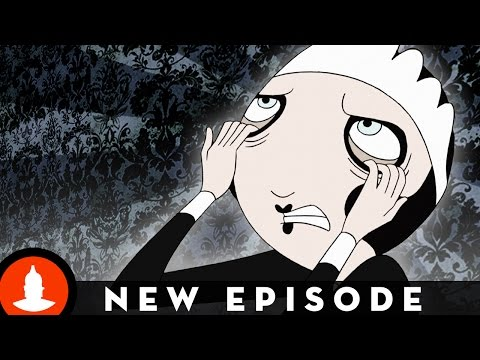 "NEW CARTOON: ""Blackford Manor"" (Cartoon Hangover Shorts # 10)"