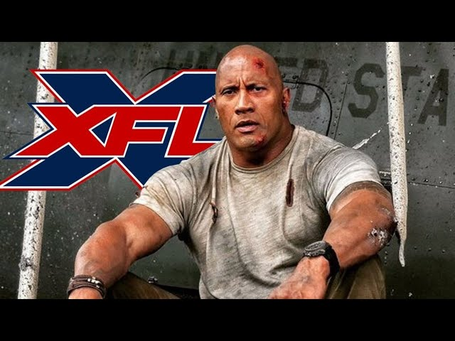 The Rock & first female league owner, Dany Garcia, buys the XFL