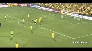 Lee Dong Gook Amazing Bicycle Kick Goal Kashiwa Reysol vs Jeonbuk Motors