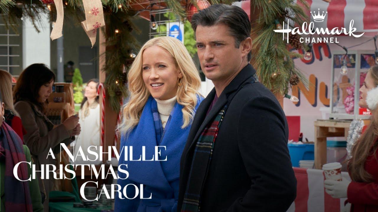 Peppermint Pop Quiz A Nashville Christmas Carol Hallmark Channel Youtube