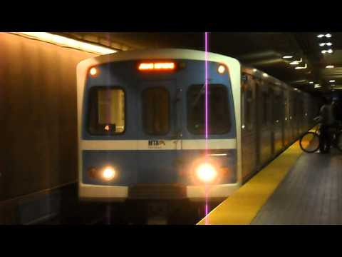 MTA Maryland: Baltimore Metro Subway @ Charles Center