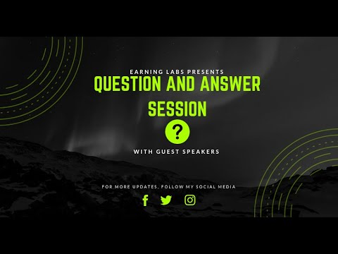 QnA Webinar for All doubts