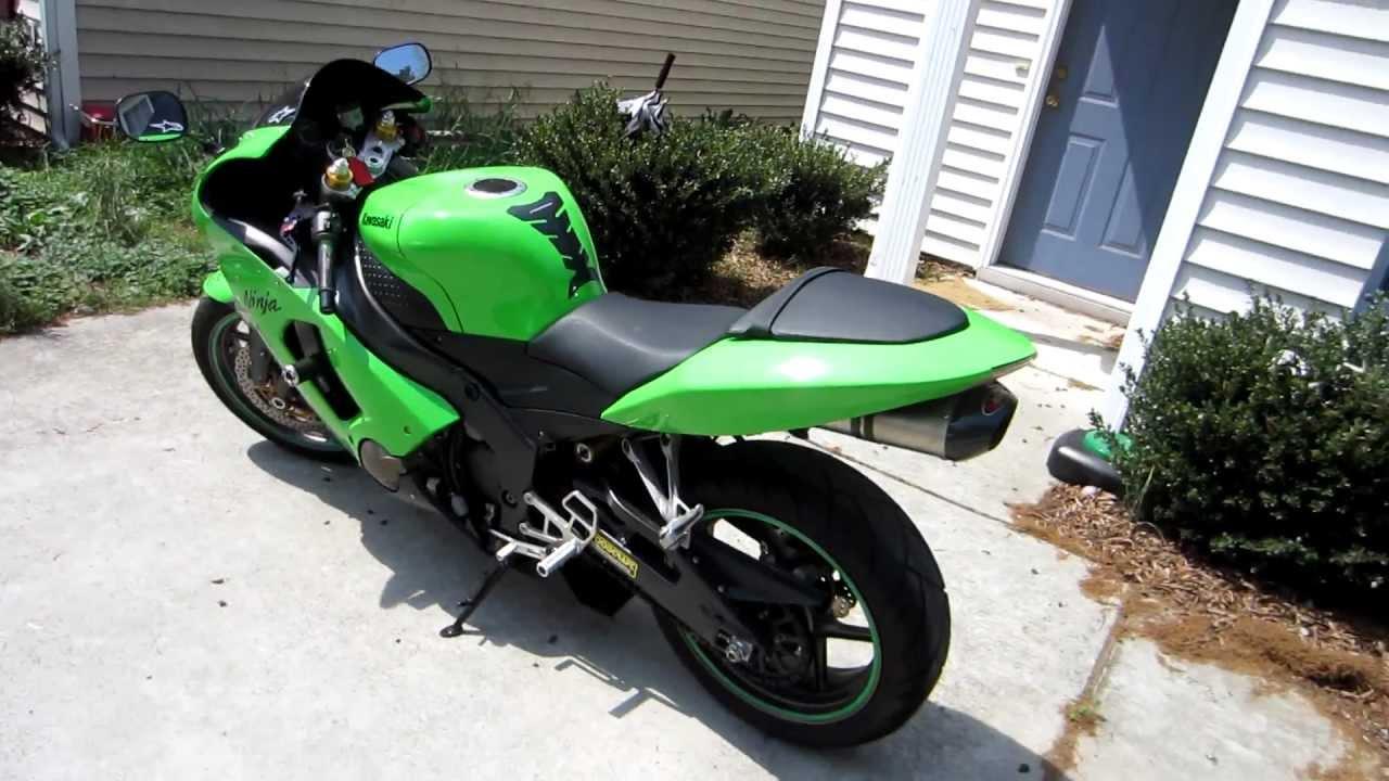 Kawasaki Ninja R Slip On Exhaust