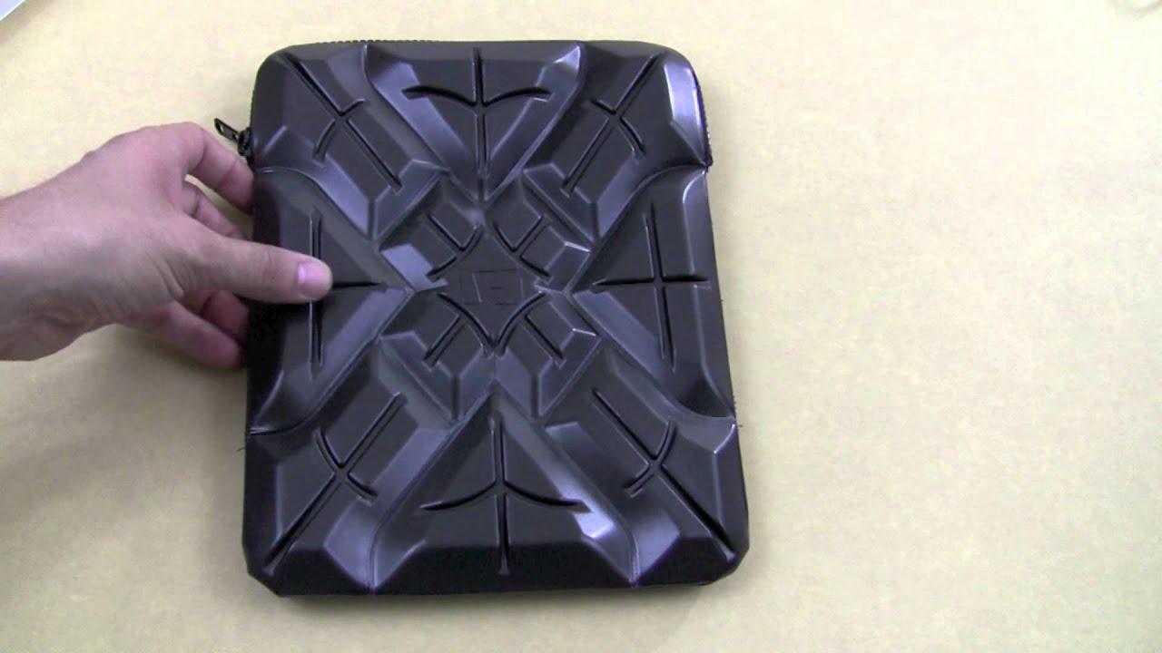 G-Form Extreme Sleeve iPad 2 Case - YouTube
