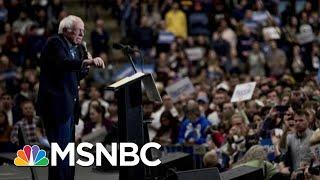 Sen. Bernie Sanders Captures Enthusiasm...