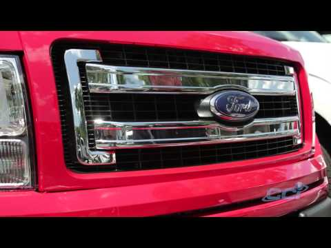 CCI 2013 Ford F-150 Trim Accessories Upgrade