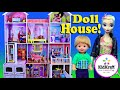 Barbie Doll House Design Games