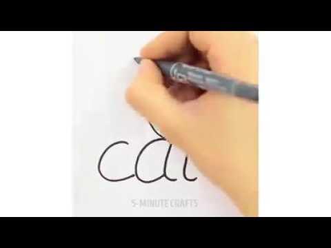 Cách vẽ đơn giản cho bé :)) nhuquynh@@