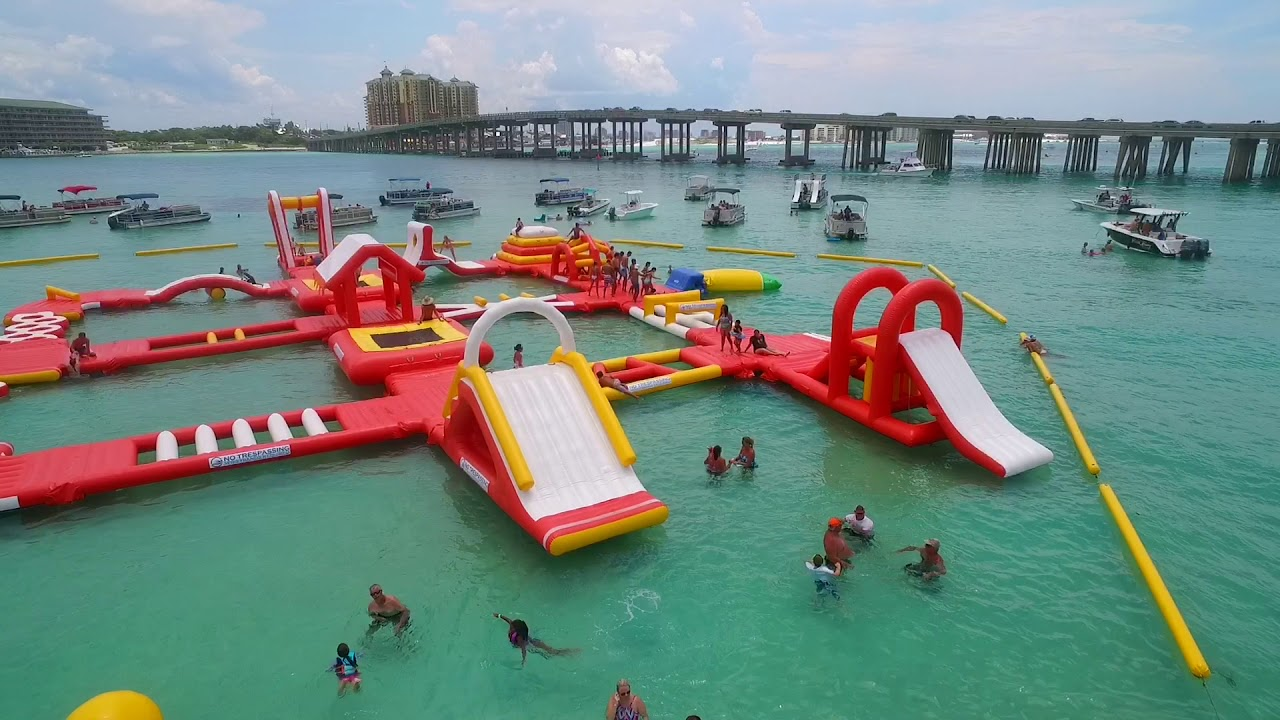 pleasure island water park destin florida
