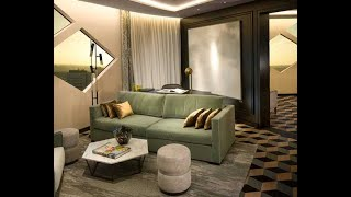 Diamond Suite of Hilton Amsterdam Airport Schiphol