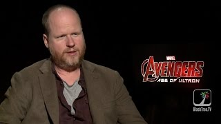 Avengers Age Of Ultron Interview W/ Director Joss Whedon