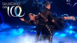 Gemma Collins Channels Celine Despite Fall for Week 4 | Dancing on Ice 2019