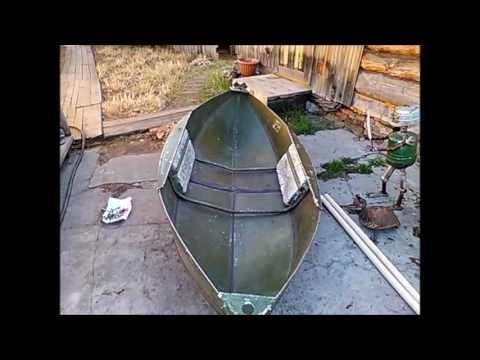Обзор лодки восьмиклинки