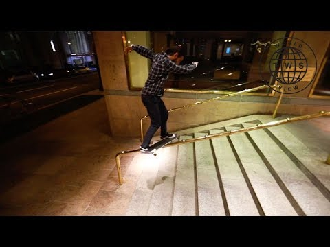 World View: Washington DC Skateboarding